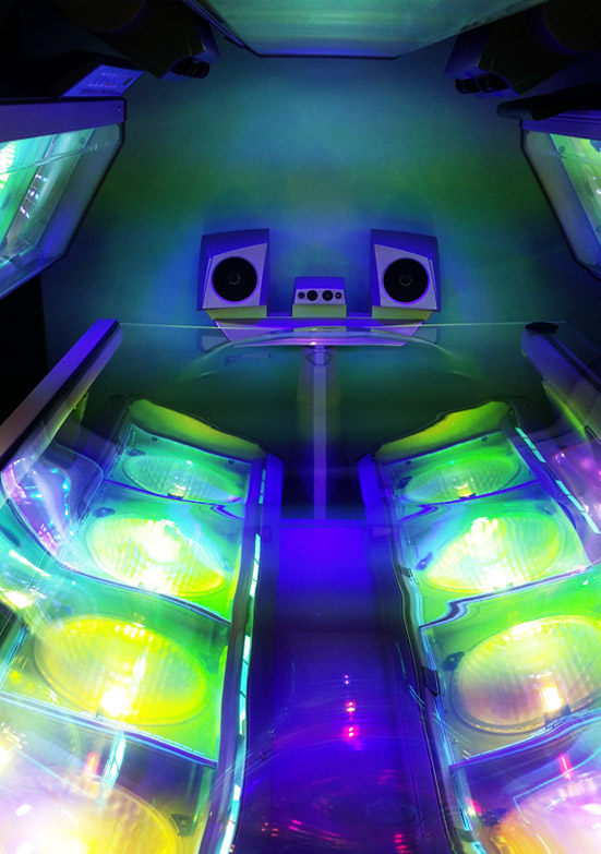 Not your average tanning Beds